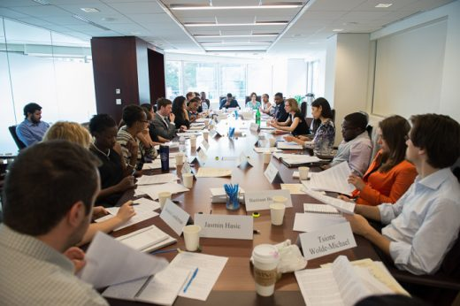 The Diplomacy & Diversity Fellowship - Humanity in Action