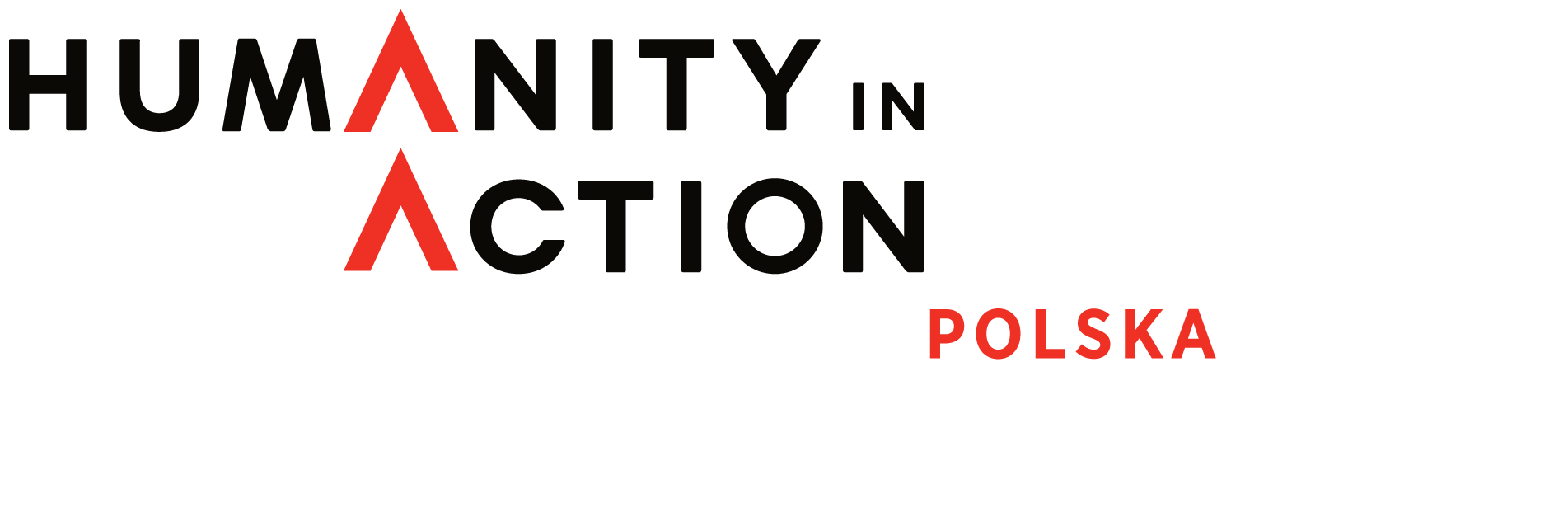 Humanity in Action - Poland Logo